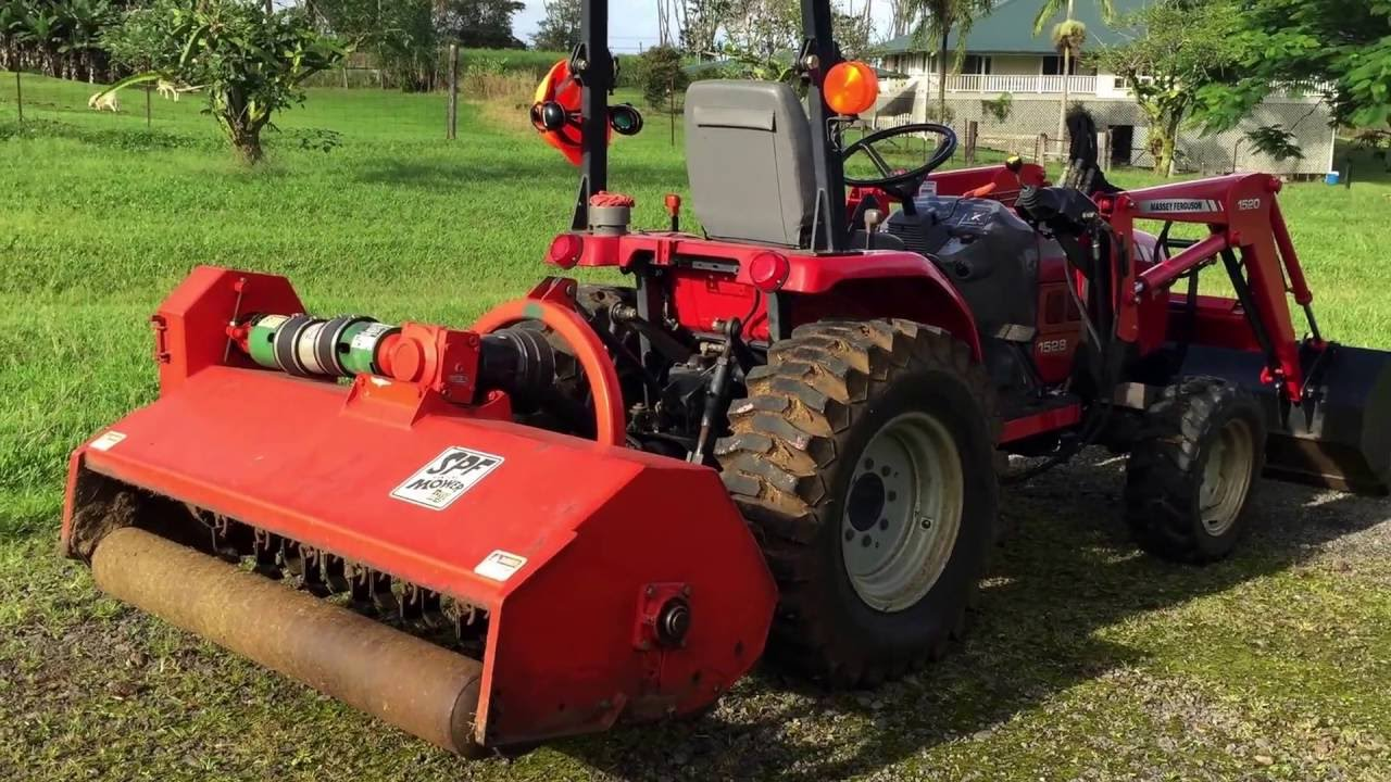 Flail Mowers Youtube - 0425