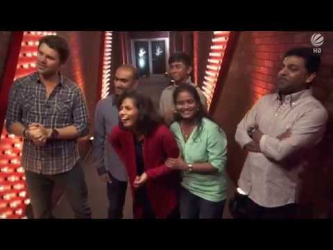 Jaffna tamil girl singing german song