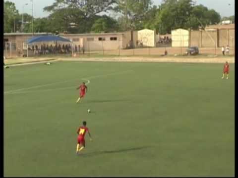 Ghana National Under 17 Starlets VS United Through Sports Academy