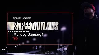 Street Outlaws Takes on Bristol Motor Speedway | Mon Jan 1 9p