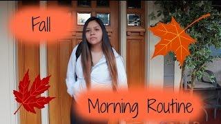 Fall School Morning Routine: 2014 Thumbnail
