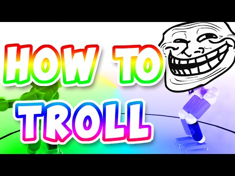 How To TROLL In Toribash