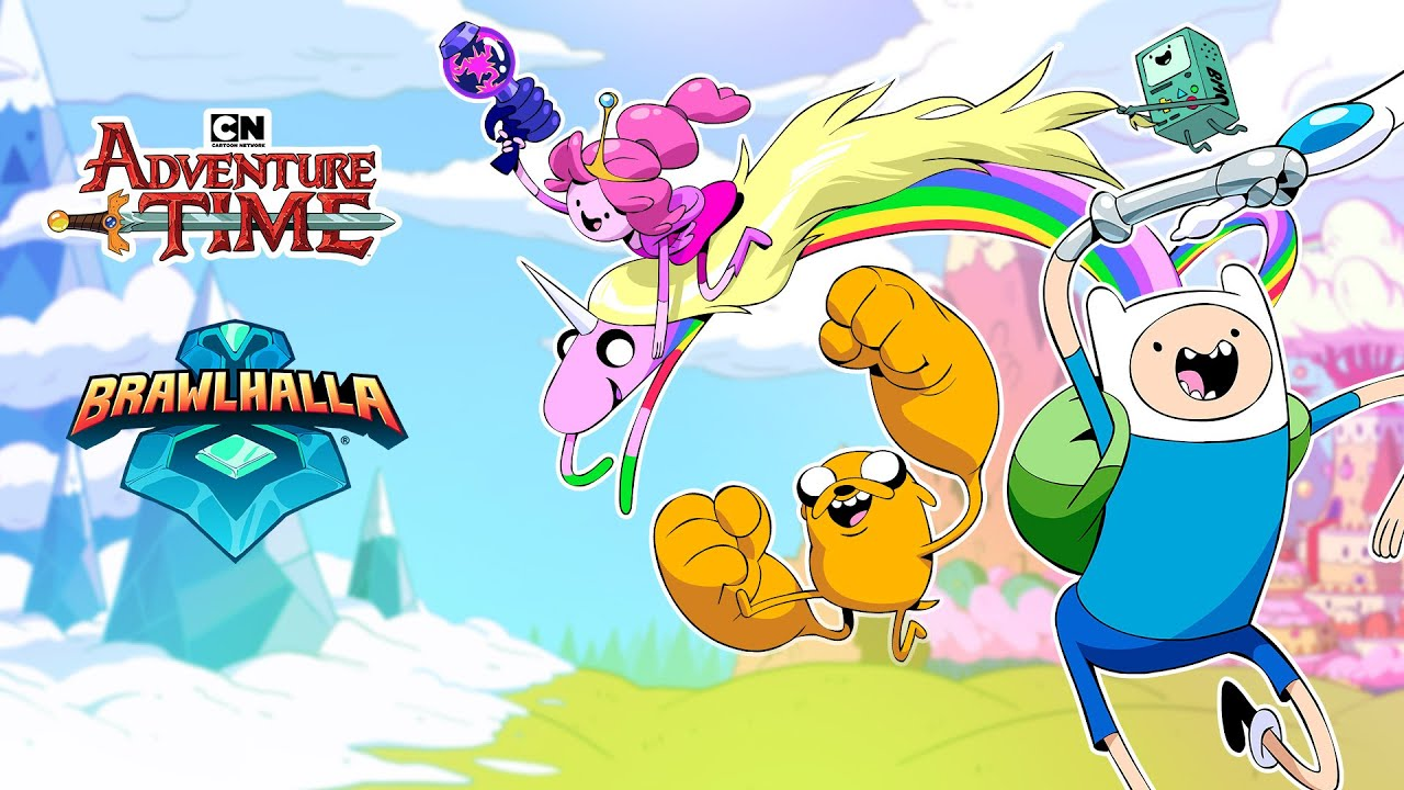 What Time Is It Adventure Time In Valhalla Patch 3 44 Brawlhalla