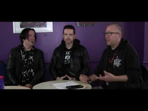 Ricky Warwick & Mark Gemini Thwaite interview: Hard Rock Hell 10: November 2016