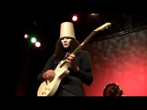 Jordan: Buckethead @ Orpheum Theater, Flagstaff AZ