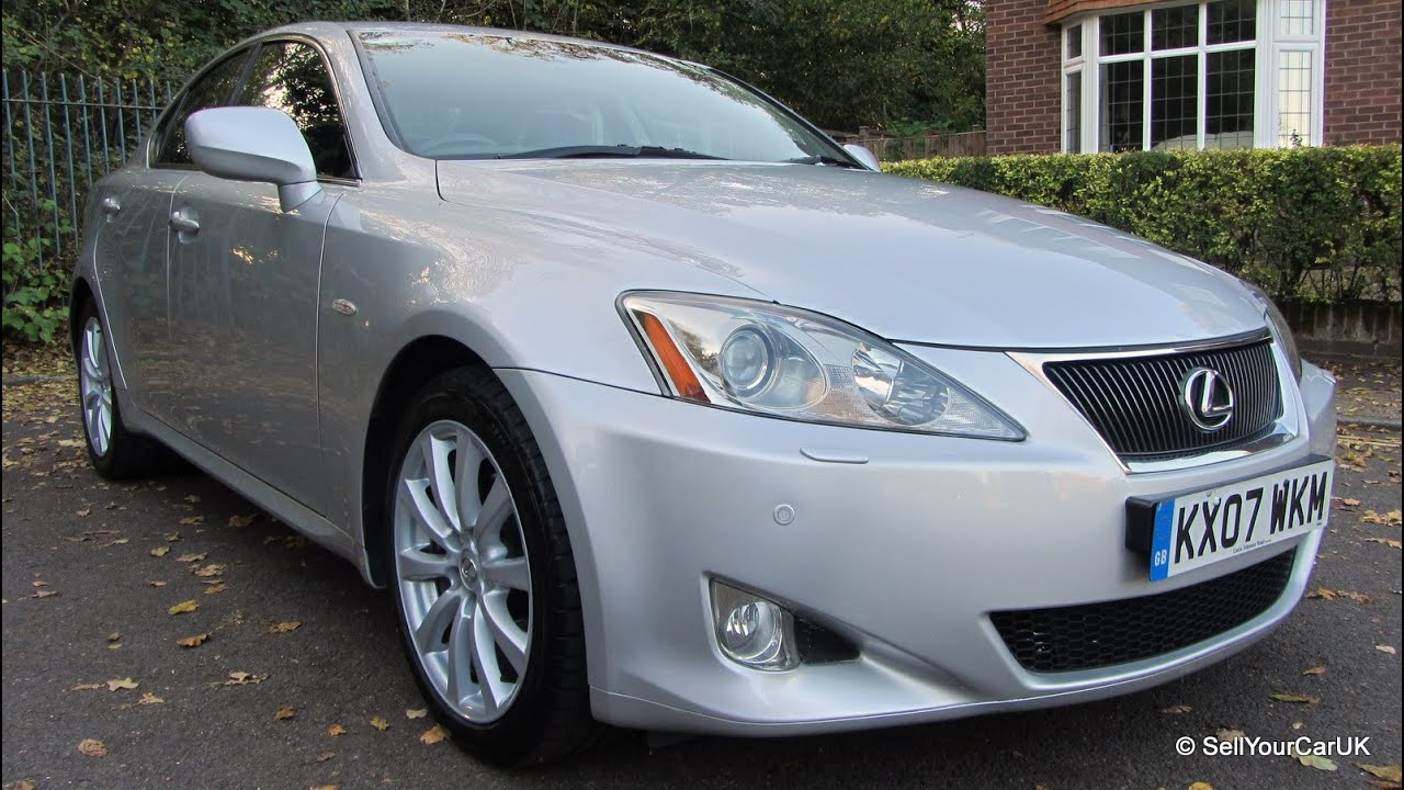 Sold 07 lexus is250 se l full lexus service history 2 owner sold 07 lexus is250 se l full lexus service history 2 owner excellent condition loaded youtube sciox Images