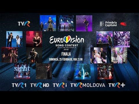Finala Eurovision România 2018 (LIVE)