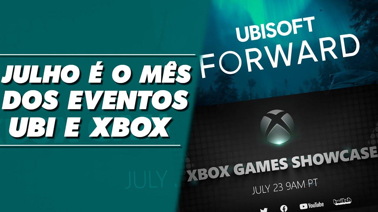 NÃO PERCAM! Revelação dos Novos Exclusivos do Xbox Confirmado + Evento da Ubisoft