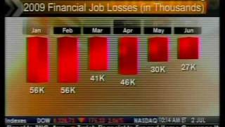 In-Depth Look - Wall Street Job Picture - Bloomberg