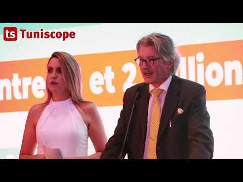 Allocution de Carsten Meyer-Wiefhausen, Ambassadeur Adjoint de l'Allemagne en Tunisie