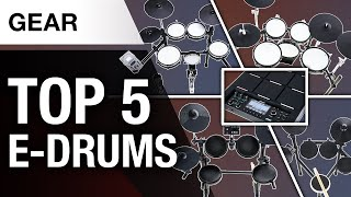 The best E-Drums of 2019 | Acoustic & electronic sounds for everyone