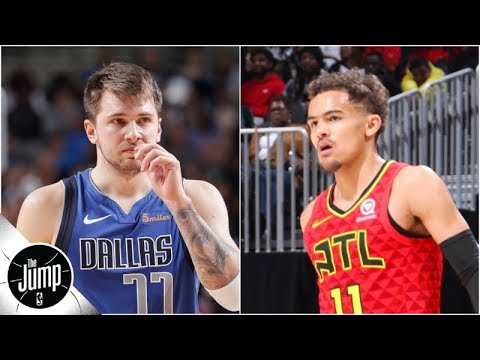 6 mind-blowing stats that prove Luka Doncic is an MVP favorite