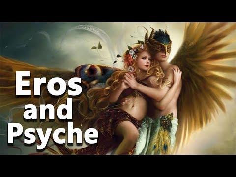 Eros and Psyche Story (Complete) -  Greek Mythology - Cupid and Psyche Myth  #Mythology