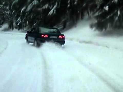Volvo 960 Drift Richtung Stiege - YouTube