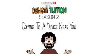 Consti-tuition – Season 2 Out now