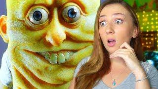 The TERRIFYING theory behind Spongebob Squarepants   Top 6 Creepy Kids Cartoon Conspiracy Theories
