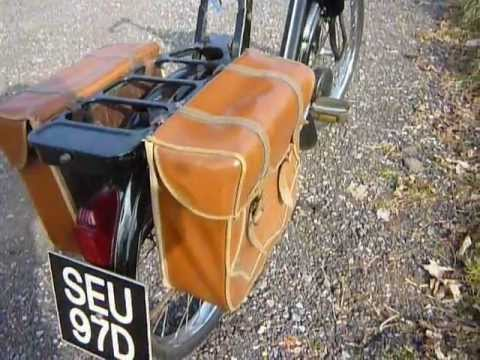 1966 Velosolex autocycle for sale at www.classicmopedspares.com