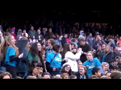 The Clearwater School at the Bernie Sanders rally at SAFECO Field (Part 2)