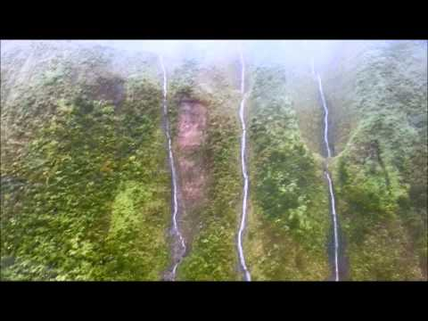 KAUAI - HELICOPTER TOUR - MT WAIALEALE
