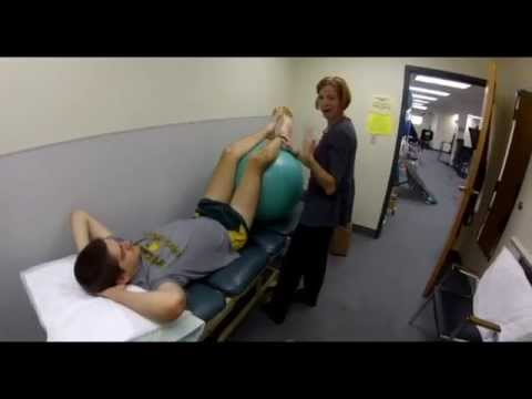 My CIDP Physical Therapy Then And Now RAW Footage!