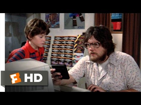 Cloak & Dagger (2/10) Movie CLIP - Secret Cartridge (1984) HD