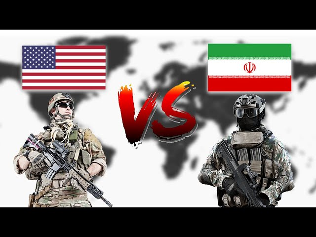 USA vs IRAN Military Strength Comparison 2020