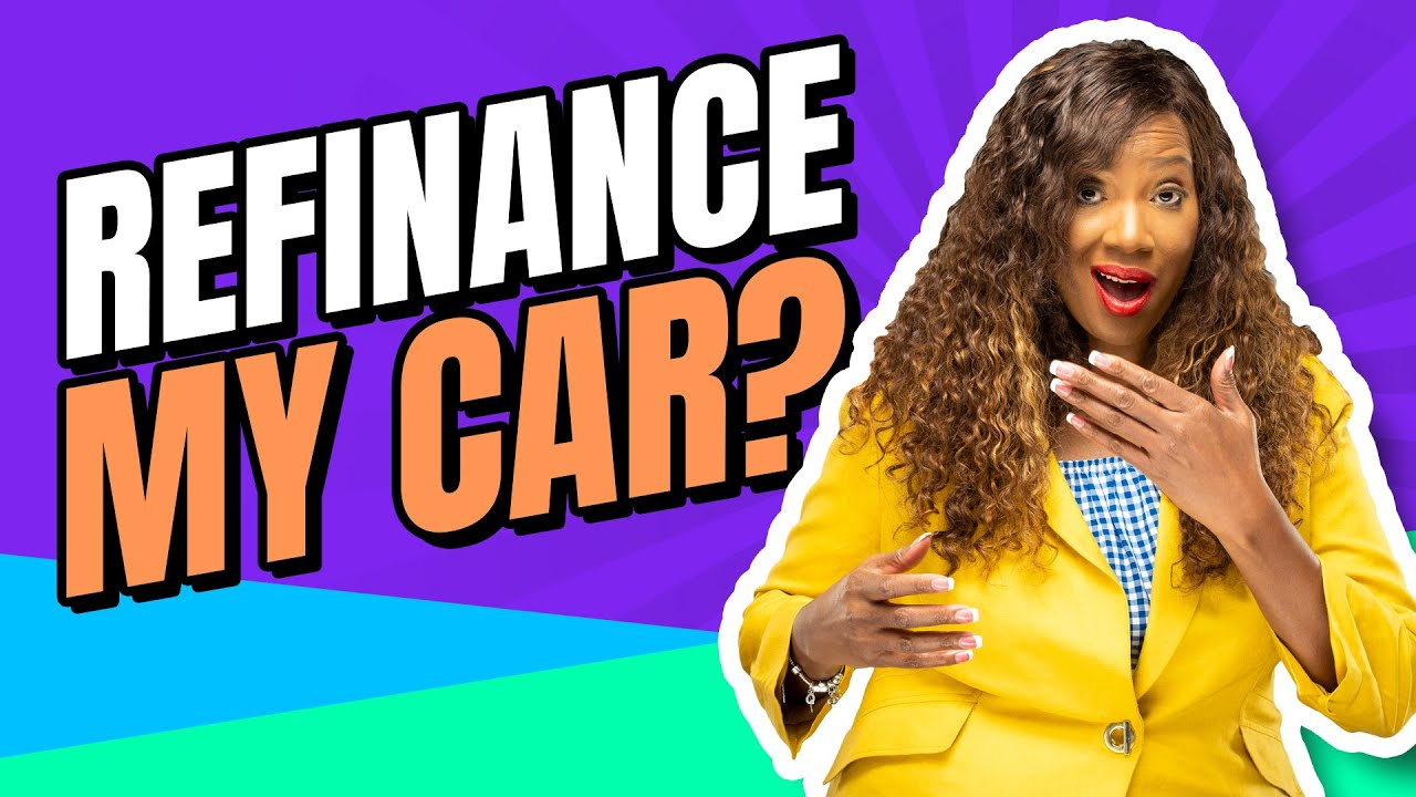 Why You Should Refinance Your Car (2 VERY Important Reasons!)