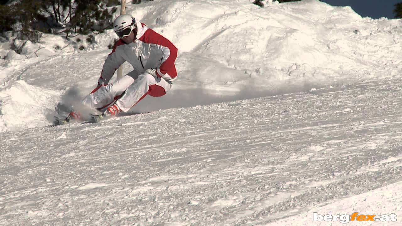 Learning to ski: carving advanced | english