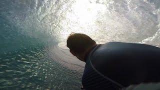 GoPro: Kalani Chapman's Indo Double Barrel – GoPro of the World July Winner