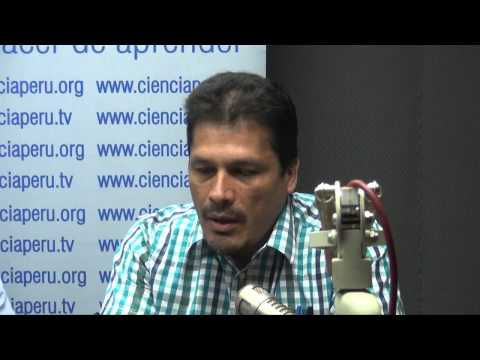 Nanomateriales e inventos en la Universidad Nacional Mayor de San Marcos, Aldo Guzmán