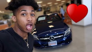 I'M BUYING MY MOM HER DREAM CAR!! (moving my mom to LA)