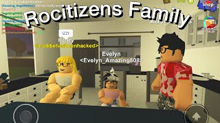 Rocitizens Family | Roblox Roleplay