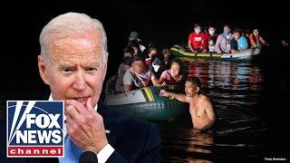 Texas sheriff begs Biden for help on border response