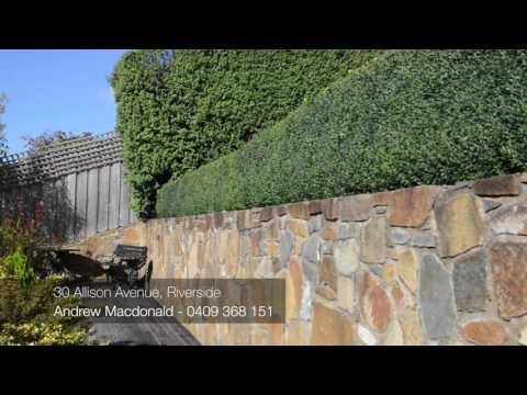 30 Allison Avenue, Riverside - Andrew Macdonald