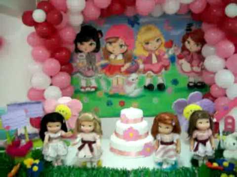 Alice Festa Infantil - Tema da Festa: Jolie