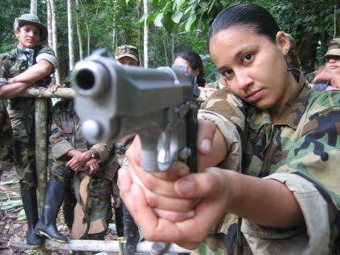 Documental:  Guerrilla Girls (FARC-EP, Colombia)