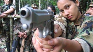 *** ESPECIAL GUERRILLA***  Guerrilla Girls (FARC-EP, Colombia)