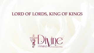 Lord Of Lords, King Of Kings