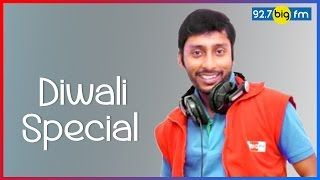 Rj Balaji Cross Talk (Diwali Special with GV Prakash)