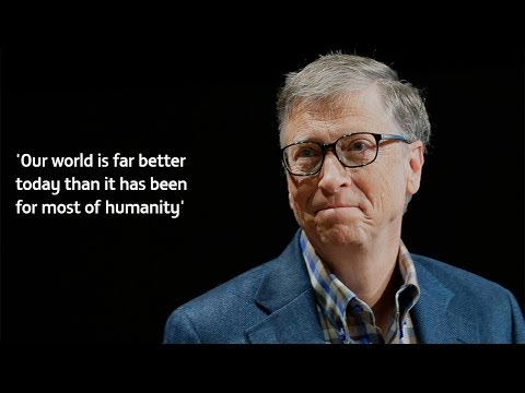 How Rich Is Bill Gates - THE GREAT PEOPLE