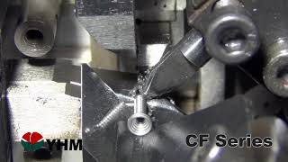CF-310 CNC Spring Coiler-WD 0.4mm-OD 1.8mm And 3.6mm- YHM