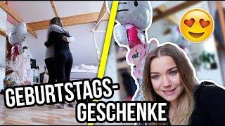 MEINE GEBURTSTAGSGESCHENKE 2019 + Autovlog Deluxe