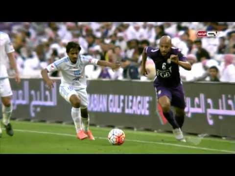 اهداف مباراة العين 4-2 بنى ياس فى الدورى الاماراتى الجمعة 11-3-2016
