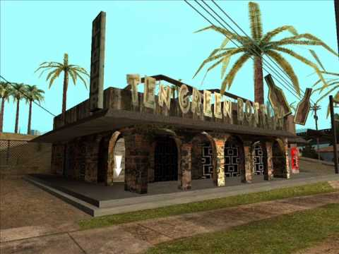 Моды GTA San Andreas (sa-mp).wmv