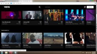 Download Vevo Videos - Vevo Video Downloader