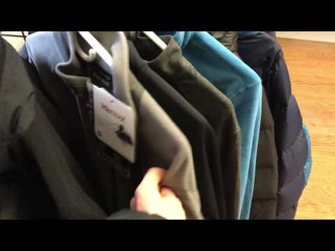 Alaska Winter Clothing - Base Layers