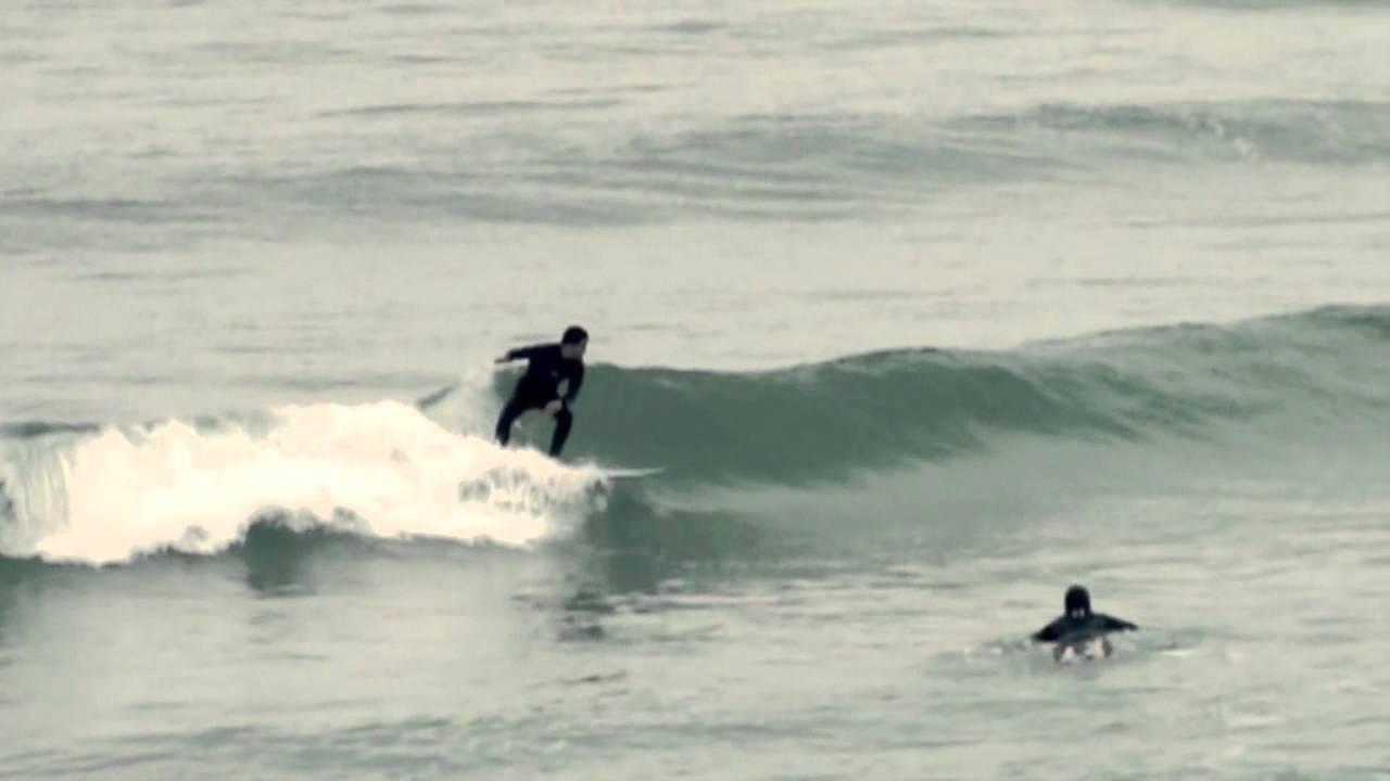 Surfing Daytona Beach Florida Montage
