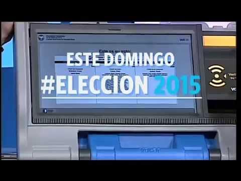 C5N - ELECCION 2015: ADELANTO PROGRAMACION