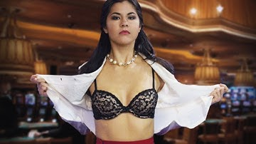 RacyRivals Strip Blackjack - Casino Jenny