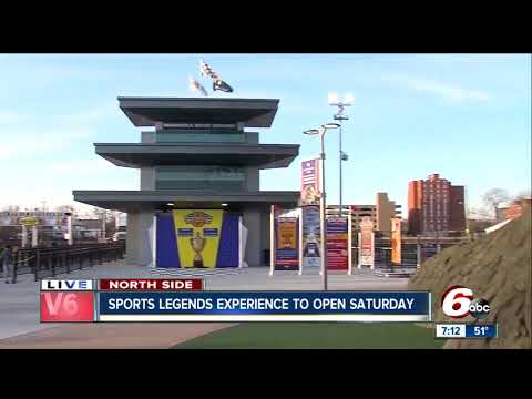 Sports Legends Experience opens to the public Saturday at The Children's Museum of Indianapolis